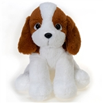 Sitting Beagle Plush Animal by Fiesta