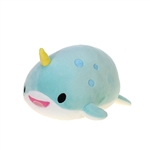 Lil' Huggy Narwhal Stuffed Animal by Fiesta