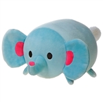 Lil Huggy Elephant Stuffed Animal by Fiesta