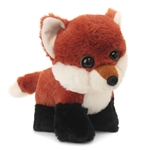 Kevin the Jungle Babies Fox Stuffed Animal by Fiesta