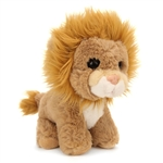 Luis the Jungle Babies Lion Stuffed Animal by Fiesta