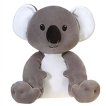 Kenneth the Smooth Stuffed Koala by Fiesta