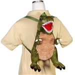 Travel Buddies T-Rex Backpack by Fiesta