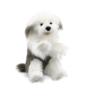 Sheepdog Full Body Puppet by Folkmanis Puppets