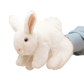 Bunny Rabbit Full Body Puppet by Folkmanis Puppets