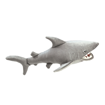 Shark Full Body Puppet by Folkmanis Puppets