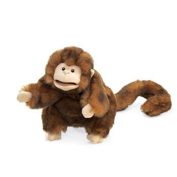Monkey Full Body Puppet by Folkmanis Puppets