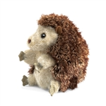 Hedgehog Full Body Puppet by Folkmanis Puppets