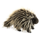 Porcupine Full Body Puppet by Folkmanis Puppets