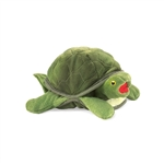 Full Body Baby Turtle Puppet by Folkmanis Puppets