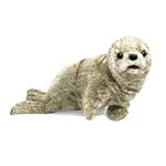 Full Body Harbor Seal Puppet by Folkmanis Puppets