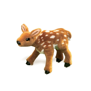 Fawn Full Body Puppet by Folkmanis Puppets