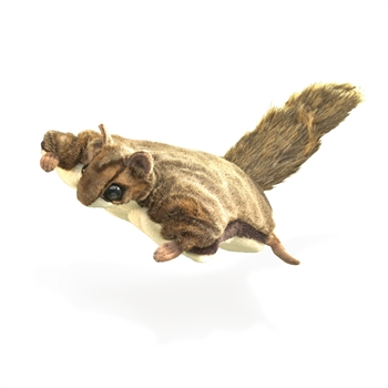 Flying Squirrel Full Body Puppet by Folkmanis Puppets