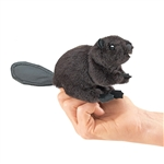 Beaver Finger Puppet by Folkmanis Puppets