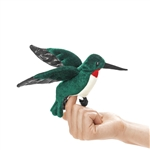 Hummingbird Finger Puppet by Folkmanis Puppets
