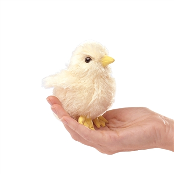 Chick Finger Puppet by Folkmanis Puppets