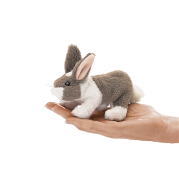 Bunny Finger Puppet by Folkmanis Puppets