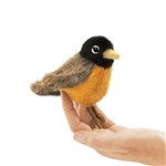 Robin Finger Puppet by Folkmanis Puppets