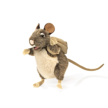 Pack Rat Full Body Puppet by Folkmanis Puppets