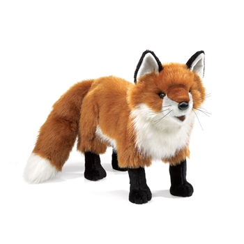 Fox Full Body Puppet by Folkmanis Puppets
