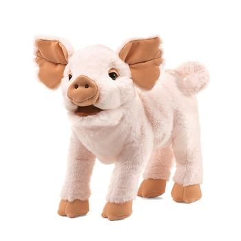Piglet Full Body Puppet by Folkmanis Puppets