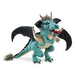 Dragon Full Body Puppet by Folkmanis Puppets