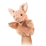Little Pig Hand Puppet by Folkmanis Puppets