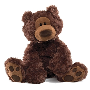 Philbin the 18 Inch Plush Brown Teddy Bear by Gund