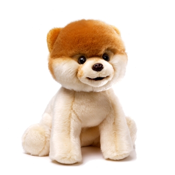 Boo the World's Cutest Dog Stuffed Animal by Gund