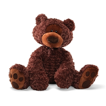 Philbin the Large Brown Teddy Bear by Gund