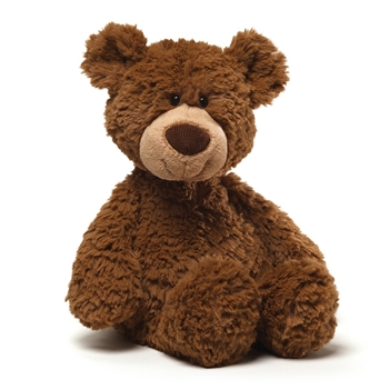 Pinchy the Floppy Brown Teddy Bear by Gund