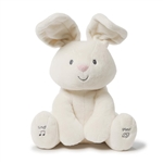 Flora The Bunny Animated Plush Toy by Gund