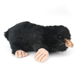 Handcrafted 9 Inch Lifelike Mole Stuffed Animal by Hansa