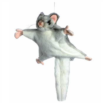 Handcrafted 9 Inch Lifelike Sugar Glider Stuffed Animal by Hansa