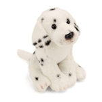 Small Sitting Stuffed Dalmatian by Nat and Jules