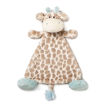 Colby the Plush Giraffe Rattle Blanket by Nat and Jules