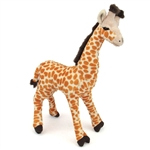 Stuffed Giraffe Conservation Critter by Wildlife Artists