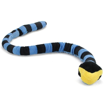 Stuffed Yellow Lipped Sea Krait Snake by Wildlife Artists