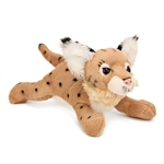 Stuffed Bobcat Cub Conservation Critter by Wildlife Artists