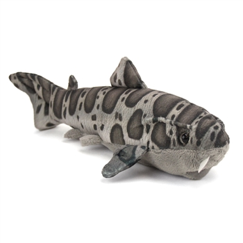 Stuffed Leopard Shark Conservation Critter by Wildlife Artists