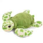 Stuffed Green Sea Turtle Conservation Critter by Wildlife Artists