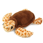 Stuffed Loggerhead Turtle Conservation Critter by Wildlife Artists