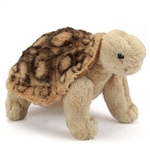 Stuffed Tortoise Conservation Critter by Wildlife Artists