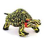 Stuffed Red-bellied Turtle Conservation Critter by Wildlife Artists