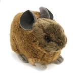 Stuffed Pika Conservation Critter by Wildlife Artists