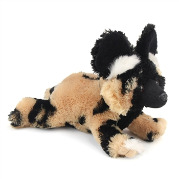 Plush Wild Dog 10 Inch Conservation Critter by Wildlife Artists