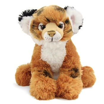 Plush Tiger Cub 10 Inch Conservation Critter by Wildlife Artists