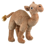 Plush Camel 13 Inch Conservation Critter by Wildlife Artists