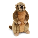 Plush Yellow-Bellied Marmot 12 Inch Conservation Critter by Wildlife Artists