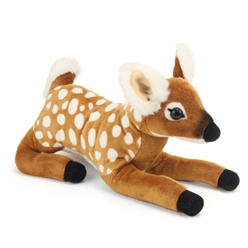 Plush Deer Fawn 12 Inch Conservation Critter by Wildlife Artists